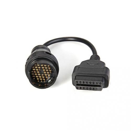 ADATTATORE 38 PIN MERCEDES A STANDARD OBD2 16 PIN DIAGNOSI AUTO