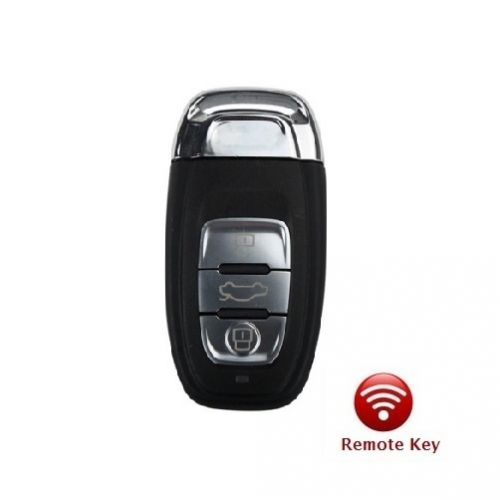 AUDI remote key 3 tasti  Q5 A4L 433 Mhz - 7945 Chip - 8TO959754G