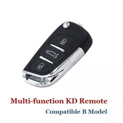 KEYDIY Remote key 3 tasti multifunzione compatibile B models - no lama